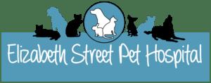 Logo of Elizabeth Street Pet Hospital